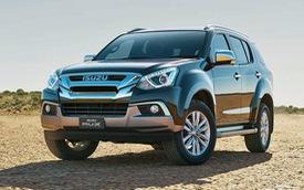 Thêm SUV 7 chỗ cạnh tranh Toyota Fortuner sắp nâng cấp tại Việt Nam