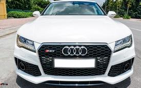 Audi A7 Sportback độ kiểu RS7 độc nhất Hà Nội rao bán dưới 1,8 tỷ đồng
