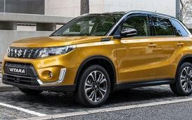 Hé lộ Suzuki Vitara 2018 với động cơ tăng áp mới