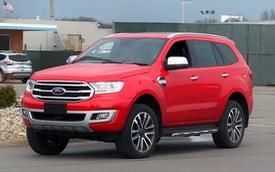 Lộ thông số Ford Everest 2018 sắp bán tại Việt Nam: Động cơ và hộp số giống Ranger Raptor