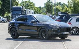Porsche Cayenne chắc chắn sẽ có bản SUV lai coupe, nguyên do là đây