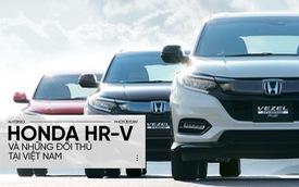 Honda HR-V sẽ phải cạnh tranh với những xe nào tại Việt Nam?