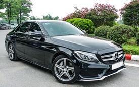Mercedes-Benz C300 AMG có giá bao nhiêu sau hơn 2 vạn km?