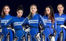 Chiêm ngưỡng vẻ đẹp của 5 thiên thần siêu cá tính trong biệt đội Yamaha Exciter Angels