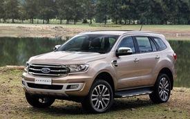 Ford Everest bản nâng cấp mới chốt lịch ra mắt khách hàng Việt