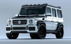 Suzuki Jimny độ LibertyWalk: Đâu khác Mercedes-Benz G-Class là mấy?