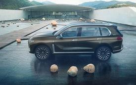 BMW X7 khoe khả năng lướt trên cát, rẽ tuyết dày