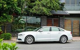 Audi A6 5 năm tuổi bán ngang giá Mercedes-Benz C200 2017 chạy lướt?