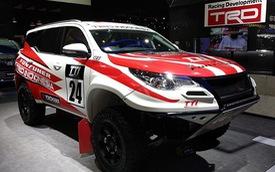 Động cơ Toyota Fortuner mạnh gấp đôi sau khi được nâng cấp chính hãng