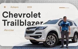 """Người dùng đánh giá xe Chevrolet Trailblazer: """"Người ta hỏi xe này mấy tỷ?"""""""