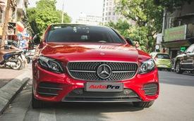 """Không chờ được Mercedes-Benz E43 AMG """"xịn"""", dân chơi Hà thành mua E300 AMG để tự độ hiệu suất cao như thật"""