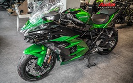 Kawasaki Ninja H2 Kawasaki Ninja H2 Sx Se đầu Tiên Về Việt Nam