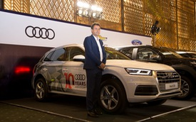 Tròn 10 năm có mặt tại Việt Nam, Audi ấp ủ gì tại VMS 2018?