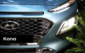 Chiều nay, Hyundai Kona ra mắt khách hàng Việt