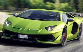 Lamborghini Aventador SVJ ra mắt - Phiên bản mạnh nhất vừa phá kỷ lục đường đua Nurburgring