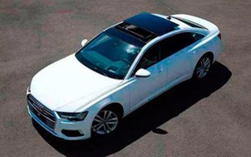 Audi chuẩn bị tung A6 L cạnh tranh Mercedes-E-Class, BMW 5-Series LWB