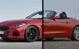 BMW Z4 tiến hóa ra sao khi bước sang thế hệ mới?