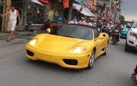 """Sau khi được """"hồi sinh"""" tại Sài Gòn, chiếc Ferrari F360 Spider hàng hiếm bất ngờ xuất hiện ở Hải Phòng"""