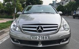 Mercedes-Benz R350 4MATIC 2007 - Xe gia đình giá ngang Toyota Vios