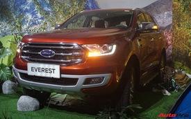 Chi tiết Ford Everest 2018 giá gần 1,4 tỷ đồng vừa ra mắt tại Việt Nam