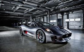 Jaguar phát triển siêu xe dùng động cơ nằm giữa mới toanh nhắm tới McLaren