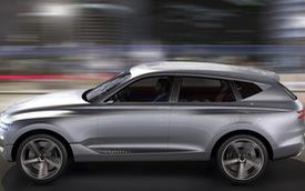 Genesis chốt thời điểm ra mắt chủ lực crossover đầu tiên cạnh tranh Mercedes-Benz GLC