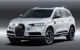 An tâm với Divo, Bugatti sẵn sàng cho dự án mới: Siêu SUV hoặc sedan nhanh nhất thế giới