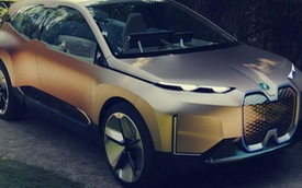 BMW iNext: Liệu có lạc đường không BMW?