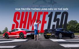 Shmee150: Từ kẻ vô danh tới ngôi sao YouTube siêu xe toàn cầu