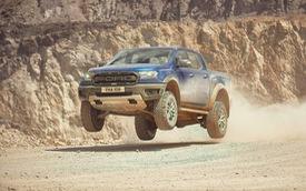 Ford Ranger Raptor 2019 công bố cấu hình thuần off-road