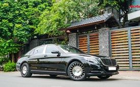 Mercedes-Benz S500 độ Maybach có giá rẻ như đàn em S450 L Luxury 2018