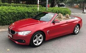 Chạy lướt 6.000 km, chủ xe BMW 420i Cabriolet lỗ hơn 600 triệu đồng