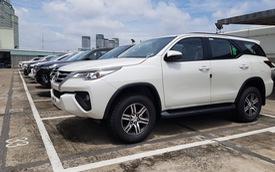 Toyota Fortuner khan nguồn cung đầu tháng 12 - Nỗi lo bị hét giá xe của khách Việt khi Tết tới gần