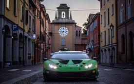Lamborghini Huracan GT3 Evo - Khi sư tử mọc thêm cánh