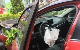Chiếc Mazda3 tai tiếng tại Hà Nội gặp nạn nghiêm trọng, tài xế từng dương tính với ma tuý