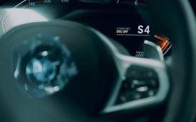 BMW 3-Series 2019 lộ nội, ngoại thất mới