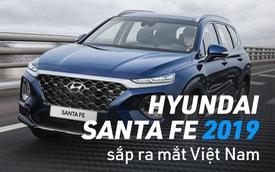Hyundai Santa Fe 2019 và 9 điều thú vị cần biết