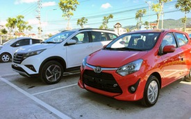 """Lần đầu định giá rẻ bất ngờ, Toyota Việt Nam sắp có bộ 3 xe """"quốc dân"""" mới?"""