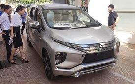 Mitsubishi Xpander đã được thông quan và về đại lý: Hàng hot muốn mua phải chờ nửa năm