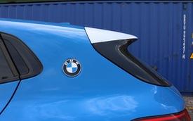 Lộ những ảnh đầu tiên của BMW X2 tại Việt Nam
