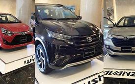 Toyota Wigo, Rush, Avanza đồng loạt chốt lịch ra mắt Việt Nam