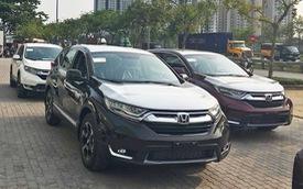 Honda CR-V hết đơn hàng 2018, khách Việt phải đợi tới năm sau