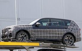 BMW chốt lịch ra mắt SUV chủ lực X7 trong tháng tới