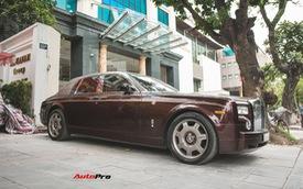Rolls-Royce Phantom từng bị Mazda3 đâm ngang bụng giờ ra sao?