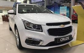 Đấu Mazda3, Chevrolet Cruze giảm 80 triệu đồng xuống thấp nhất phân khúc