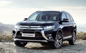 Chuyển sang lắp ráp, Mitsubishi Outlander giảm giá 165 triệu đồng