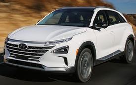 [CES 2018] Hyundai Nexo ra mắt với những công nghệ hàng đầu