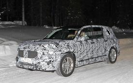 Mercedes-Benz GLB-Class dần lộ diện