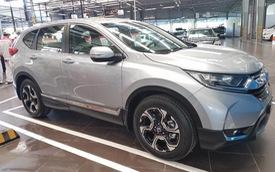 Nhiều khách Việt hủy đặt cọc Honda CR-V do giá cao hơn dự kiến