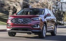 """Ford cho """"ra lò"""" mẫu SUV hiệu suất cao ST Performance đầu tay"""